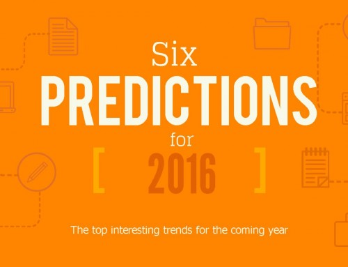 Our top six predictions for 2016