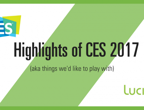 CES2017 Highlights